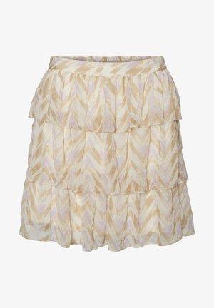 Mini skirt - birch