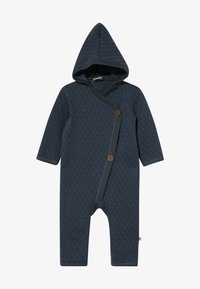 Müsli by GREEN COTTON - QUILT SUIT - Jumpsuit - midnight