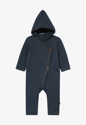QUILT SUIT - Jumpsuit - midnight