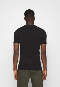 G-Star - SLIM BASE R T - T-paita - black - 2