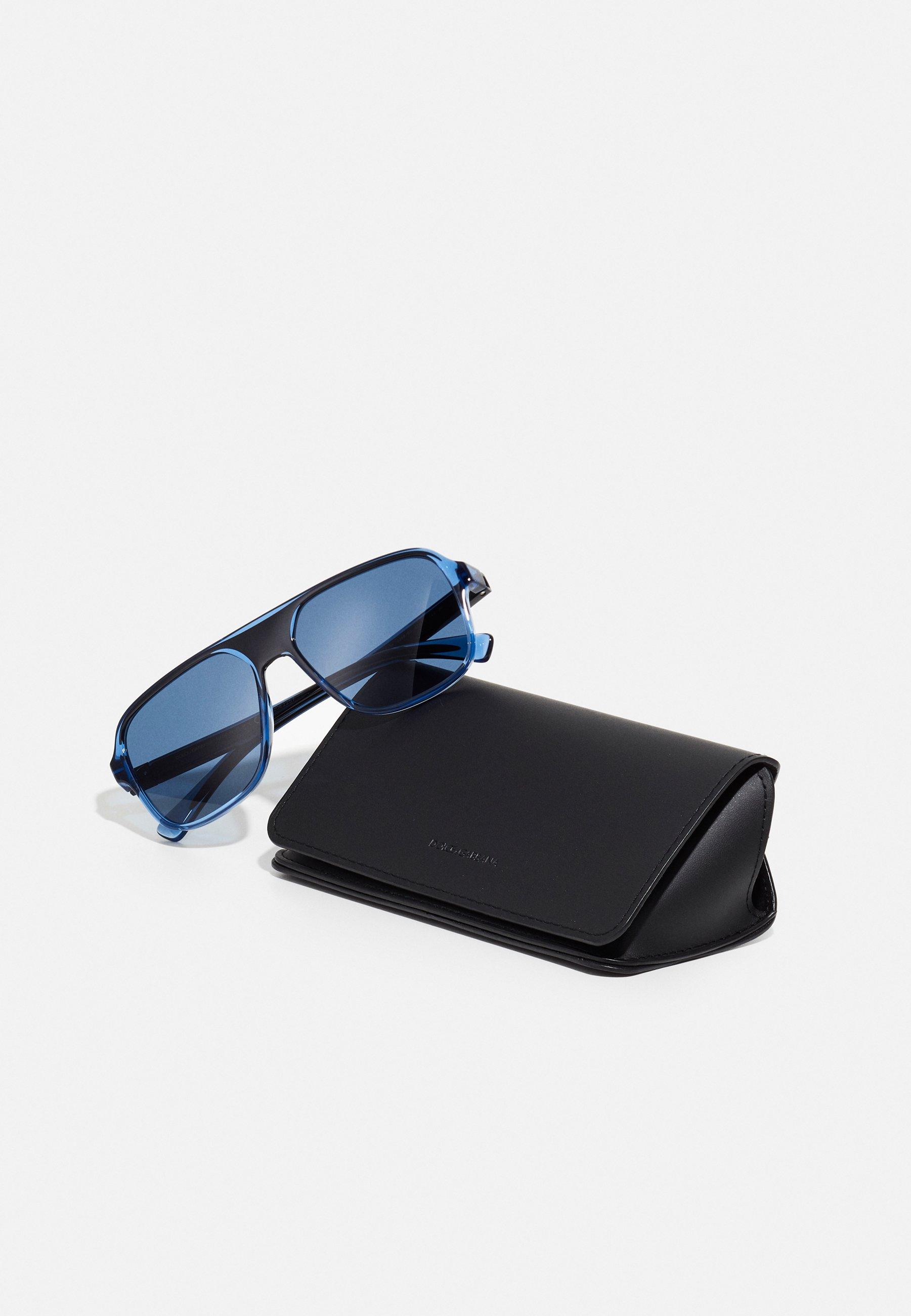 DolceGabbana Sonnenbrille - transparent/blue/black/blau - Herrenaccessoires 2pRzW