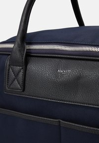 Hackett London - DOUBLE ZIP - Weekend bag - navy/black - 5
