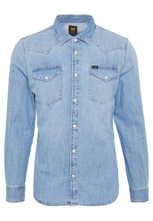 WESTERN - Shirt - frost blue
