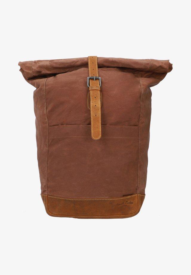 MIQUEL  - Across body bag - beige