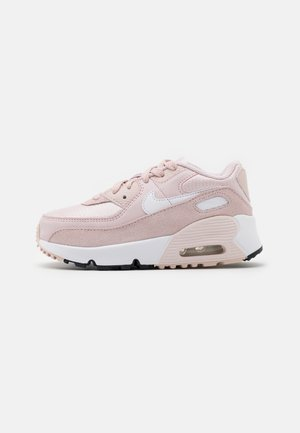 AIR MAX 90 UNISEX - Tenisky - barely rose/white/black