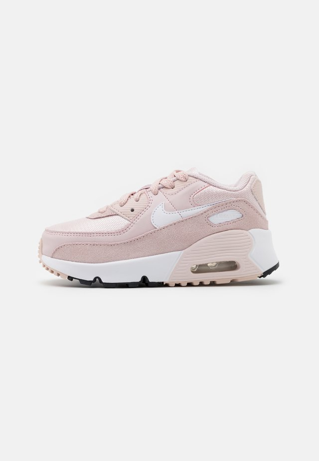 AIR MAX 90 UNISEX - Baskets basses - barely rose/white/black