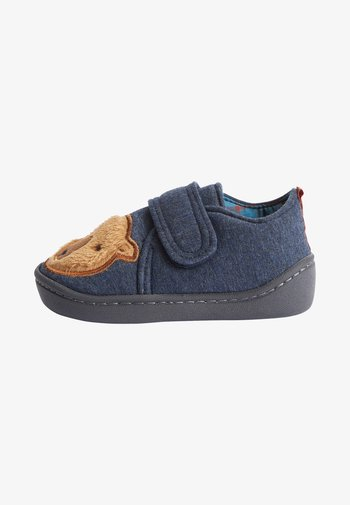 BEAR - Baby shoes - blue