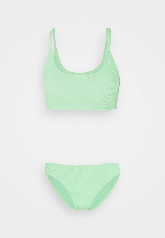VMBELLA SWIM SET  - Bikini - green ash