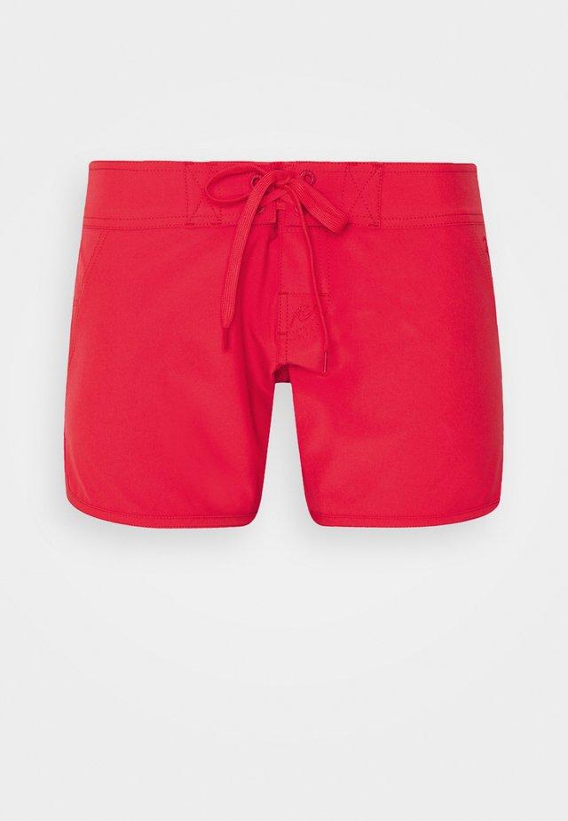 SURF - Short de bain - red