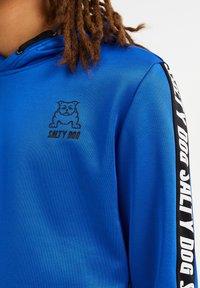 WE Fashion - SALTY DOG - Sweatshirt - cobalt blue - 2