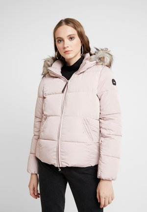 ONLRHODA - Winter jacket - light pink