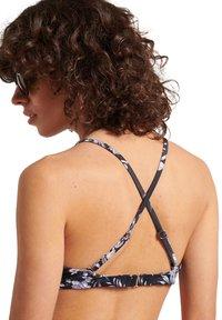 Superdry - Bikini top - black hawaiian - 1
