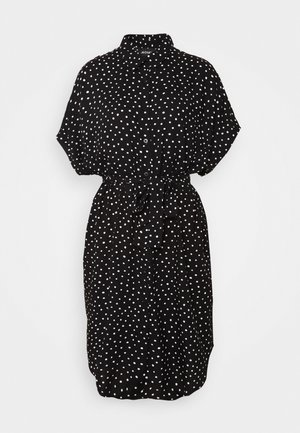 NINNI DRESS - Paitamekko - black