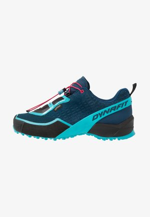 SPEED MTN GTX - Zapatillas de trail running - poseidon/silvretta
