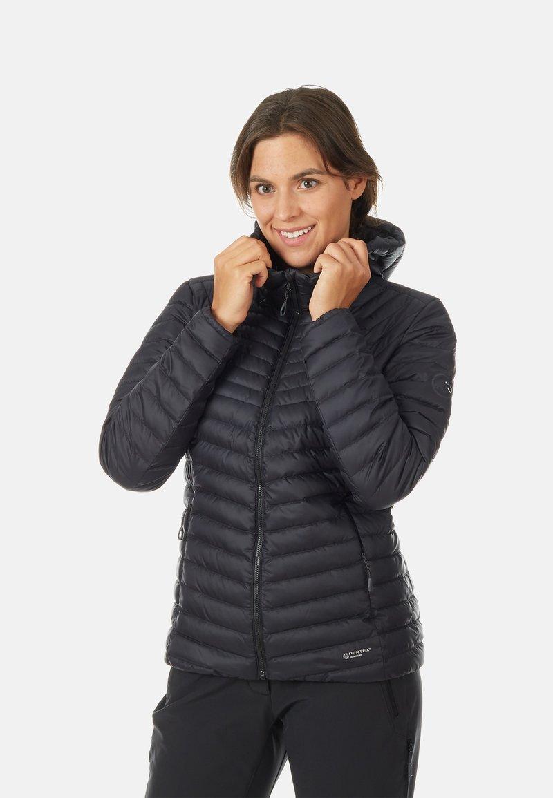 Mammut - Down jacket - black