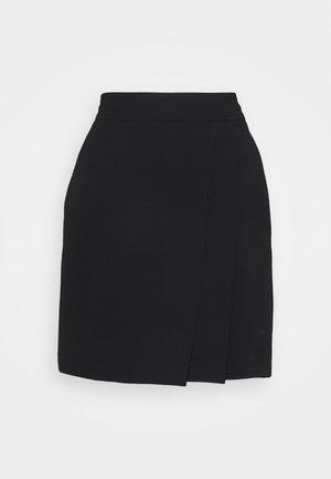JOZY - Mini skirt - black