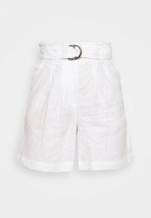 Shorts - soft white
