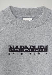 Napapijri - BEBEL CREW - Sweatshirt - medium grey melange - 2