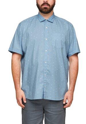 Shirt - light blue aop
