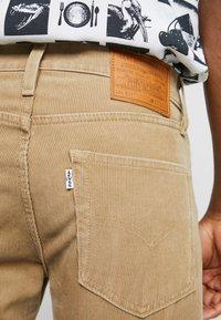 Levi's® - 511™ SLIM FIT - Trousers - beige - 4