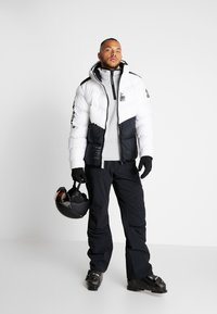 Head - REBELS PANTS - Ski- & snowboardbukser - black - 1