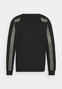 G-Star - RAGLAN TAPING - Sweatshirt - dark black - 1