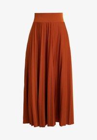 Anna Field - A-line skirt - caramel cafe - 4