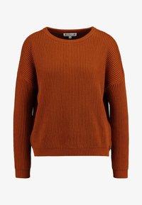 AMOV - CARMEN - Sweter - amber - 4
