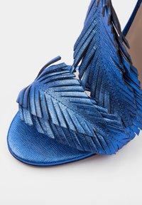 Baldowski - DOMI - Sandals - niebieski - 4