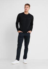 BOSS - SALBO - Sweatshirt - black - 1