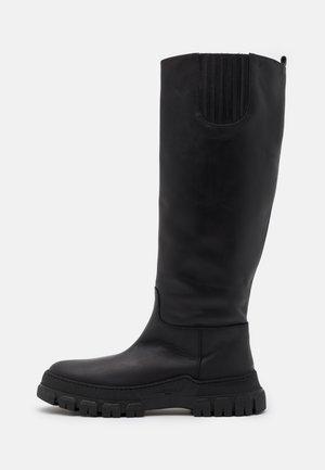 LIRICA - Laarzen - schwarz