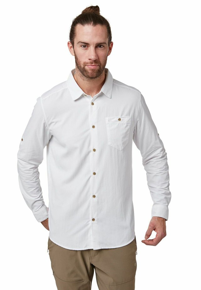 NOSILIFE NUORO - Shirt - optic white