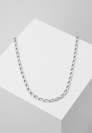 STEWART NECKLACE - Necklace - silver-coloured