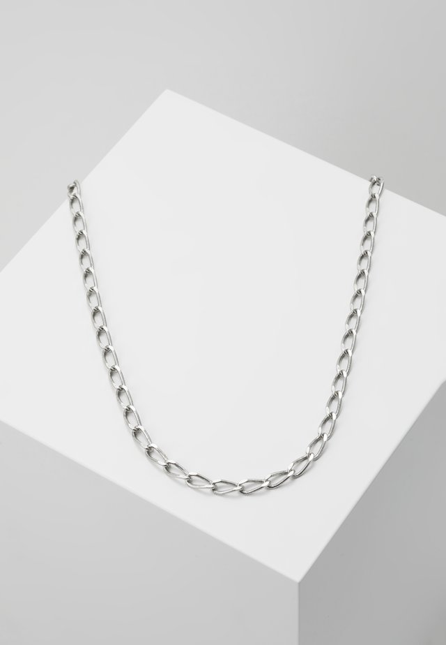 STEWART NECKLACE - Náhrdelník - silver-coloured