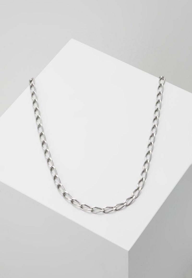 Icon Brand - STEWART NECKLACE - Necklace - silver-coloured