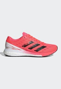 adidas Performance - ADIZERO BOSTON 9 SHOES - Stabilty running shoes - pink - 7