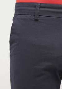 DOCKERS - BEST PRESSED INSIGNIA EXTRA SLIM - Chinos - navy - 4