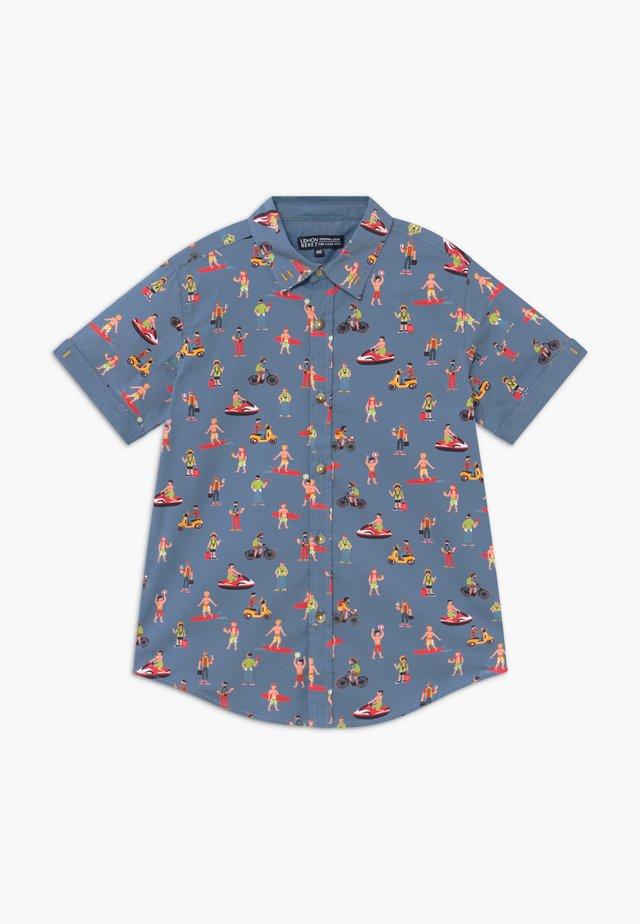 TEEN BOYS - Shirt - blue heaven
