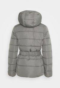 New Look Tall - FITTED PADDED PUFFER - Zimní bunda - dark grey - 2