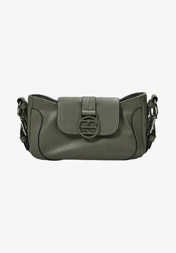 HALLIE  - Handbag - olive