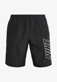 Nike Performance - DRY ACADEMY SHORT - Sports shorts - black/white - 3