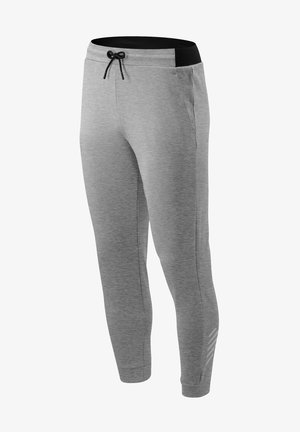 Tracksuit bottoms - athleticgrey