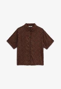 Vans - WM WILD WOVEN - Button-down blouse - argan oil - 2
