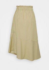 Mykke Hofmann - RARAY - Maxi skirt - sand beige - 0