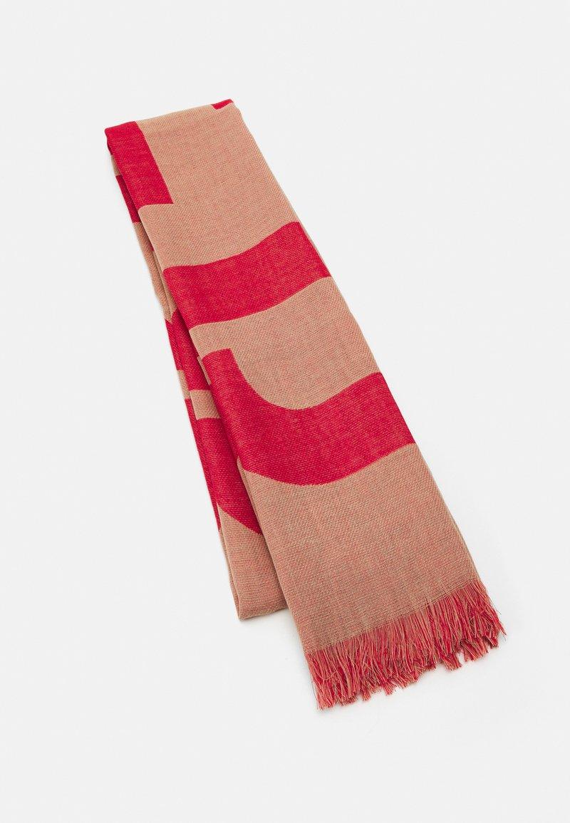 CLOSED - SCARF - Šála - amaranth red