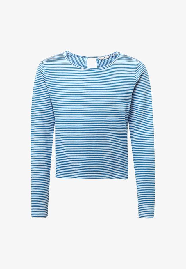 Sweatshirt - victoria-blue