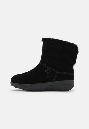 Korte laarzen - all black