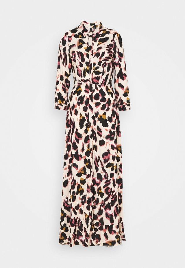 YASLIRO LONG DRESS SUMMER - Day dress - mellow rose