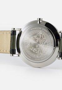 Versace Watches - ESSENTIAL UNISEX - Reloj - green - 3
