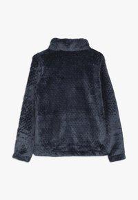 Columbia - FIRE SIDE SHERPA FULL ZIP - Fleece jacket - nocturnal - 1